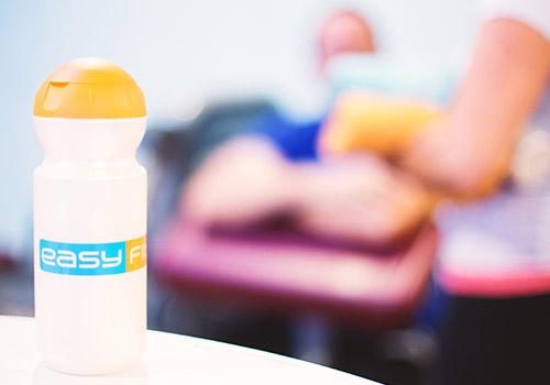 Das Fitness-Studio easy Fit setzt auf Gildner Werbeagentur