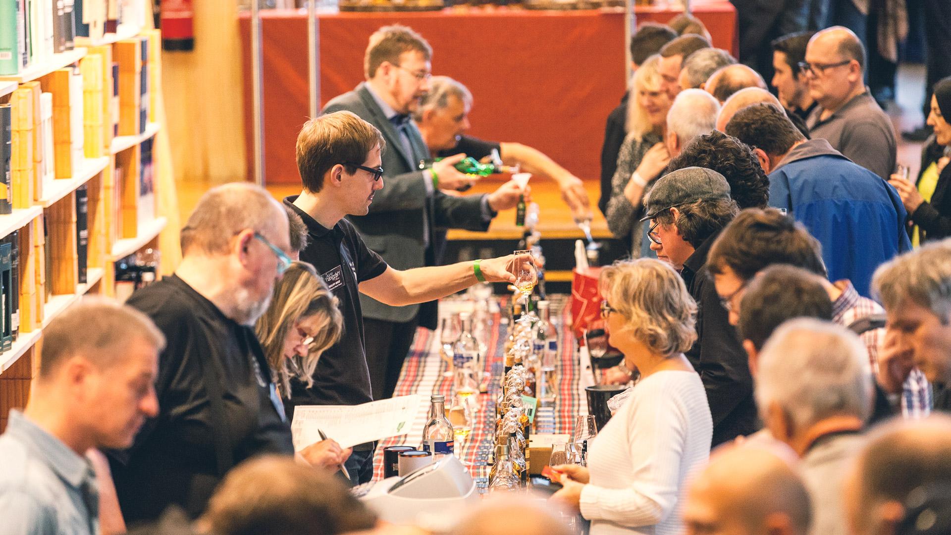 Veranstaltungsbegleitung der Villinger Whiskymesse