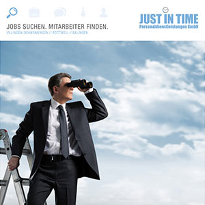 Just In Time – Personaldienst-leistungen GmbH