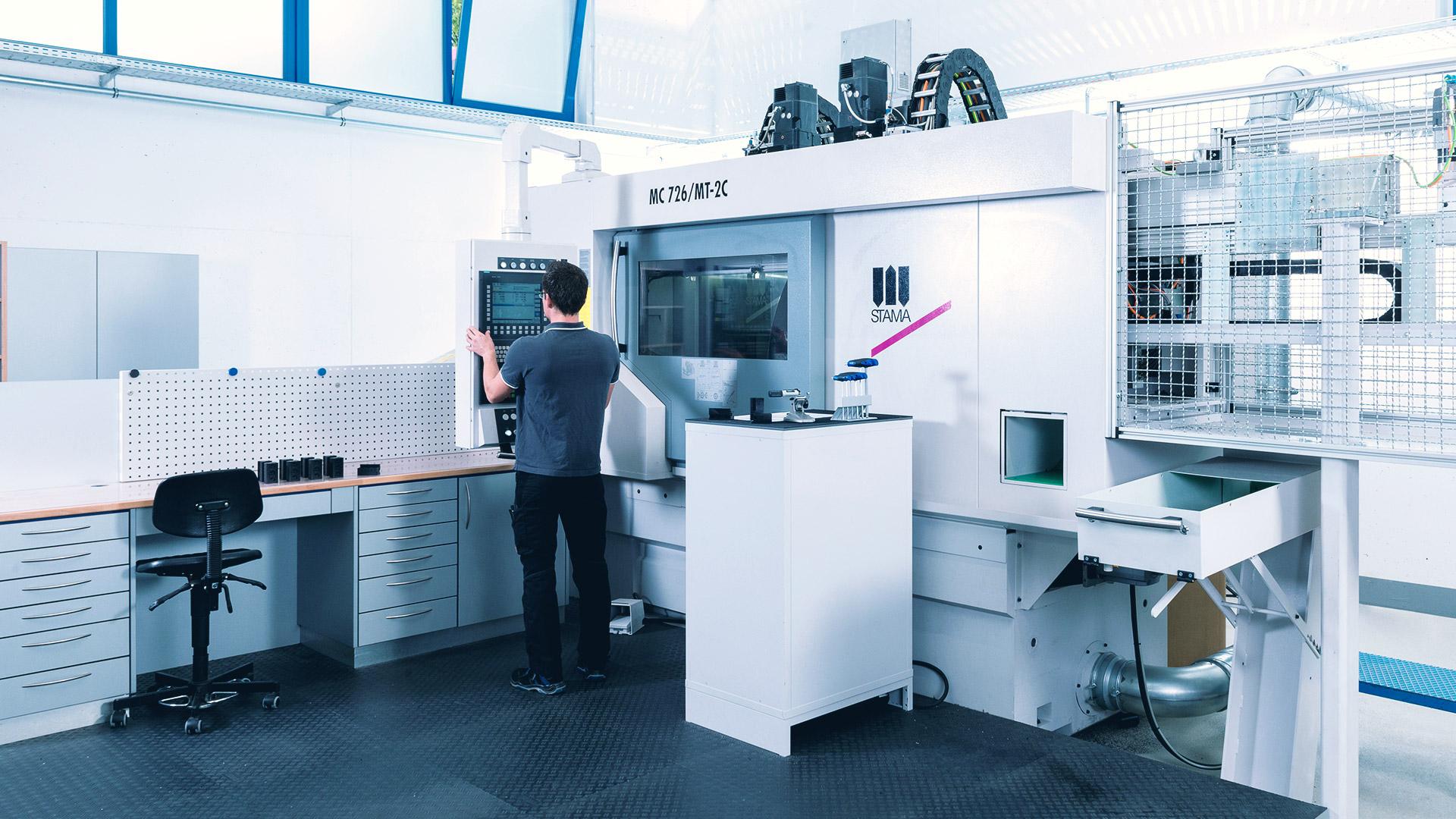 Unternehmensprofilierung in Bild und Ton für die Aberle Kunststoffverarbeitung GmbH