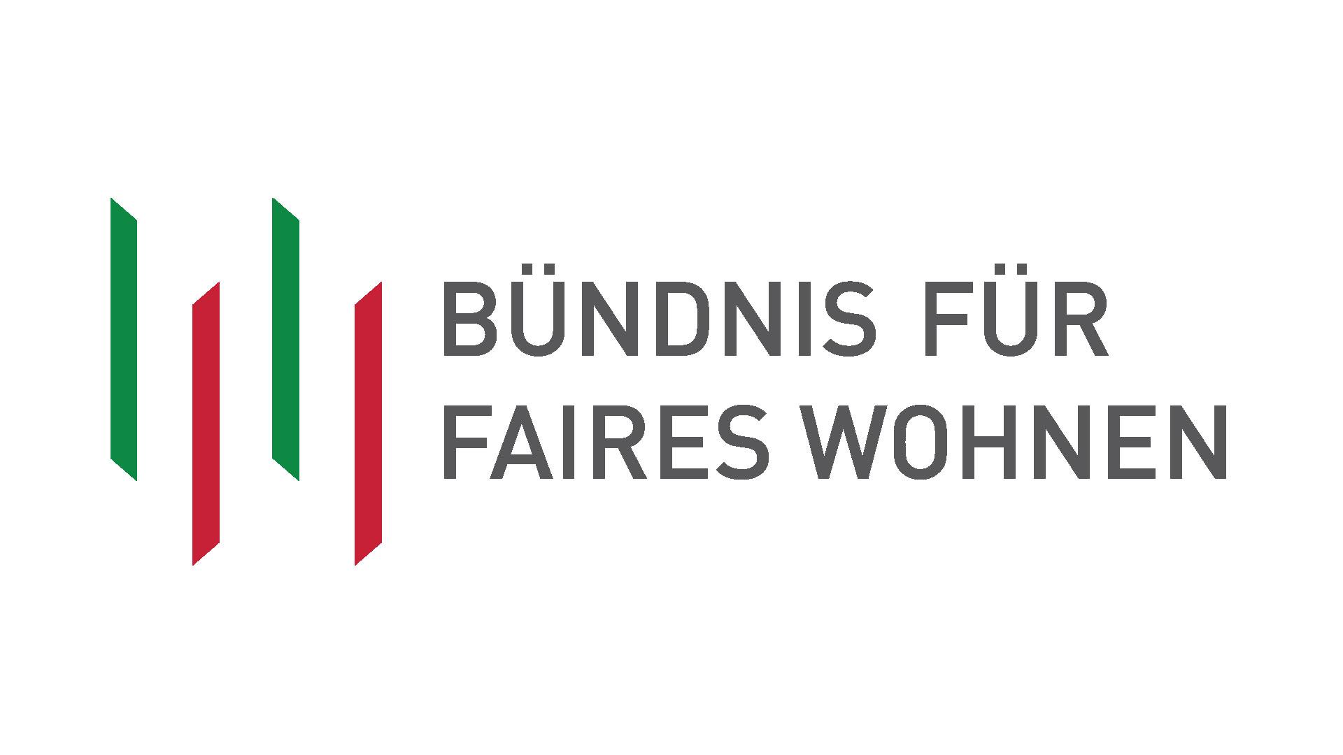 BÜNDNIS FÜR FAIRES WOHNEN