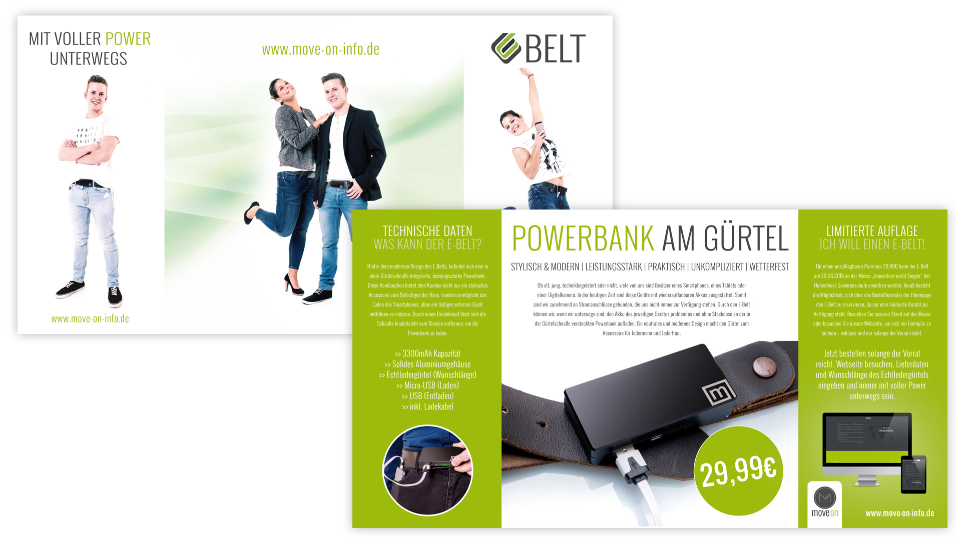 moveon – E-Belt