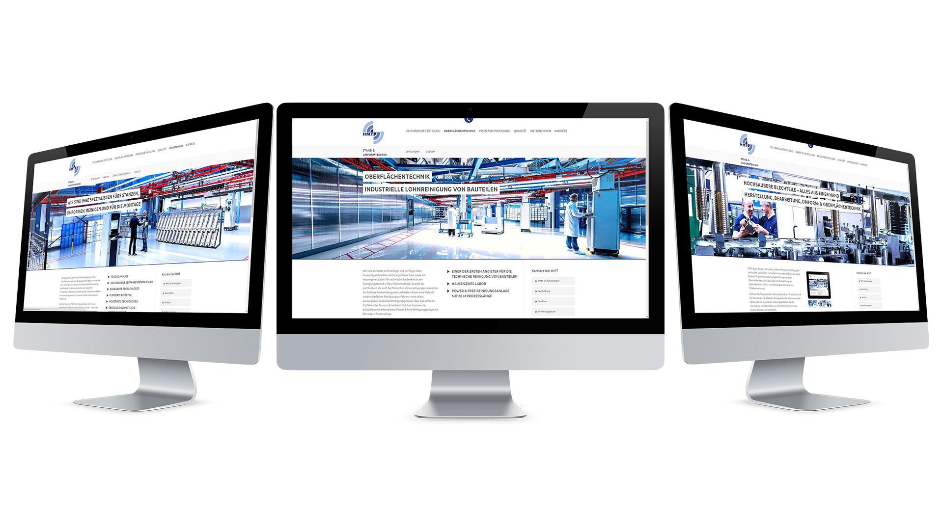 HMT – HÄSELER METALL TECHNIK GMBH Web