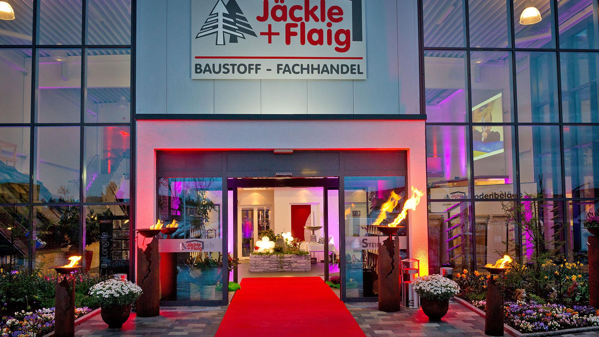 Jäckle+Flaig Frühlingsfest 2013
