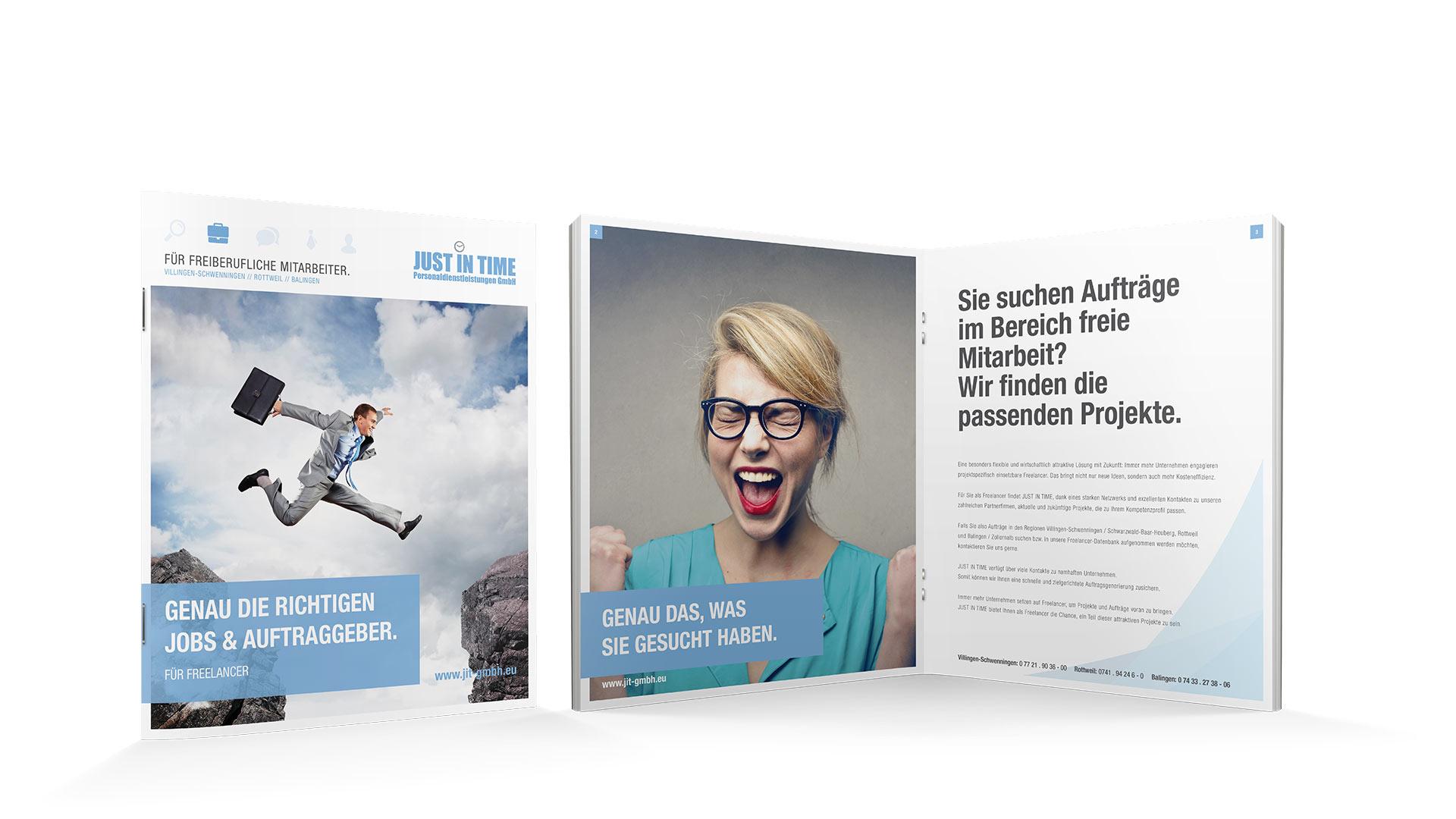 Just In Time – Personaldienst-leistungen GmbH
