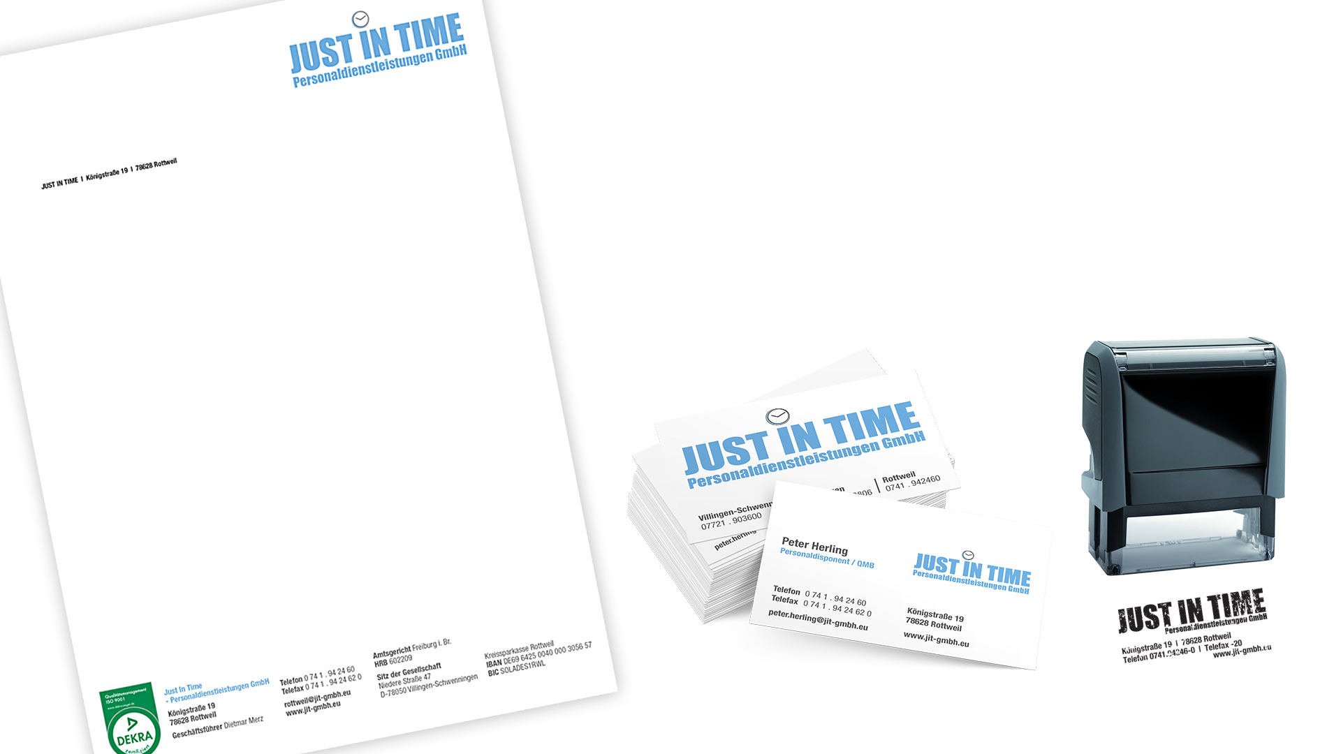 JUST IN TIME Personaldienst-leistungen GmbH