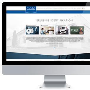 MADA — Marx Datentechnik GmbH Web