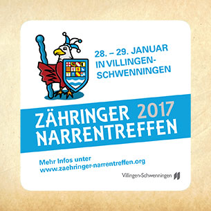 Zähringer Narrentreffen 2017