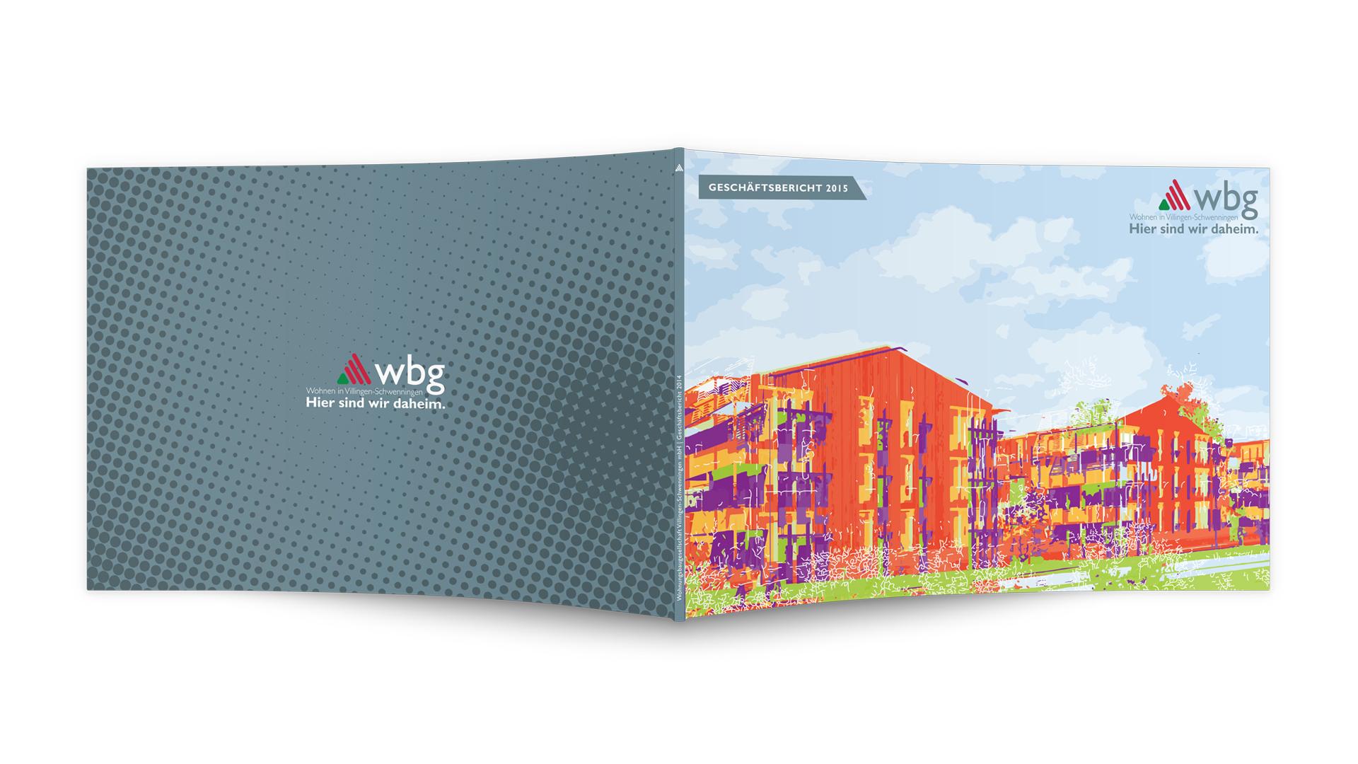 wbg Geschäftsbericht 2015