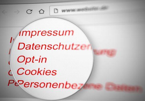 Rechtssichere Pflichtangaben im Web – Unser neues Servicepaket