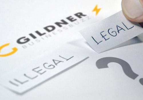 Gildner BusinessBuzz: Rechtssicher im Web aktiv sein