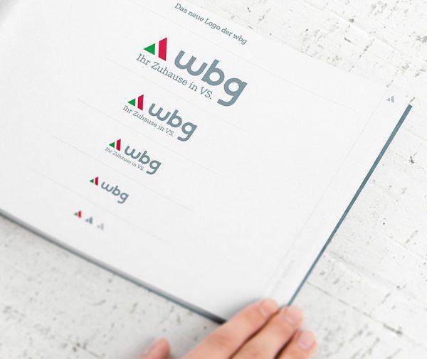 Corporate Design - Das neue Logo der wbg