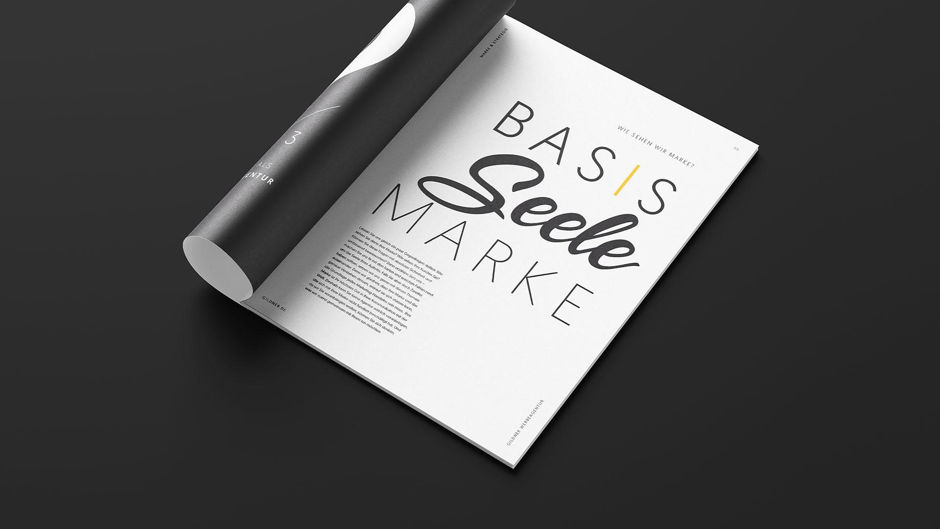 Basis, Seele, Marke